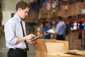 Como fazer o armazenamento temporário de produtos?