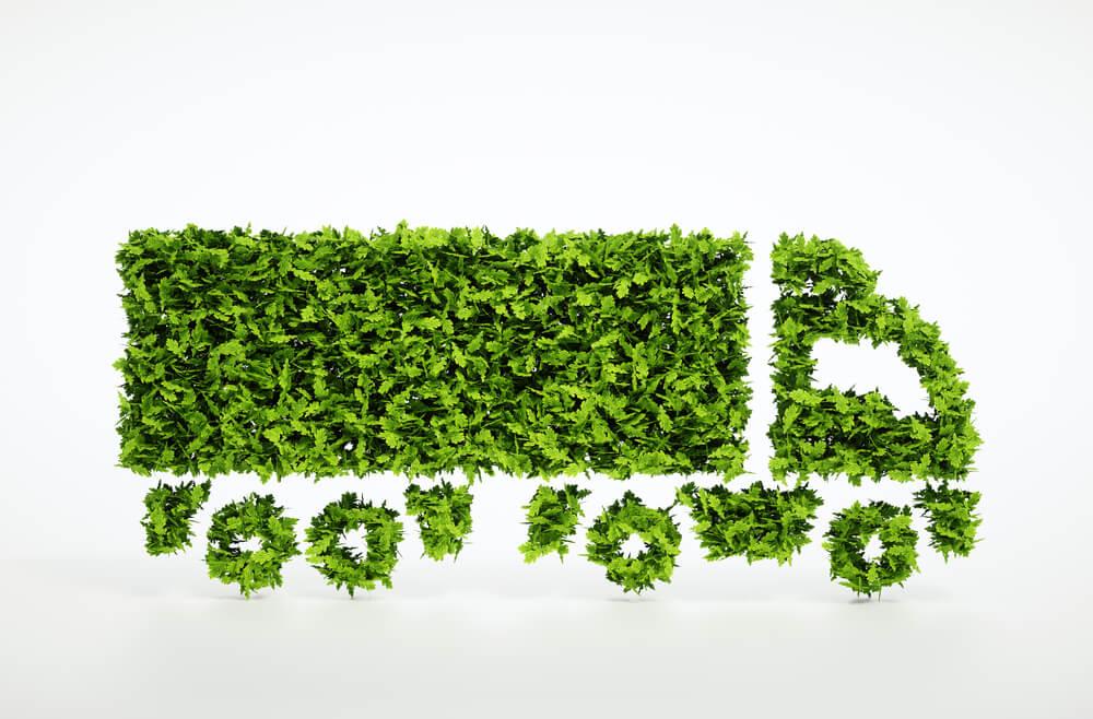 Ações sustentáveis de logística para estrutura temporária e obra estrutural